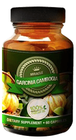 Miracle Garcinia Cambogia Garcinia Cambogia Supplement Review