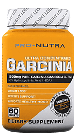 Pro-Nutra Garcinia Cambogia Garcinia Cambogia Supplement Review