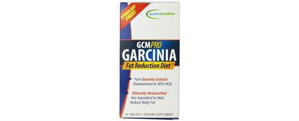 Applied Nutrition GCM-PRO Garcinia Review
