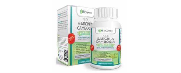 BioGanix Garcinia Cambogia Extract Review