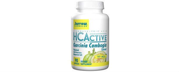 Jarrow Formulas HCActive Garcinia Cambogia Review
