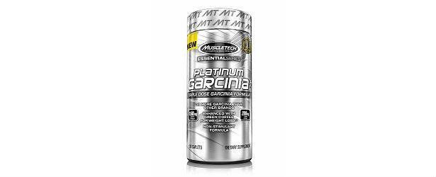 MuscleTech Platinum Garcinia Plus Review