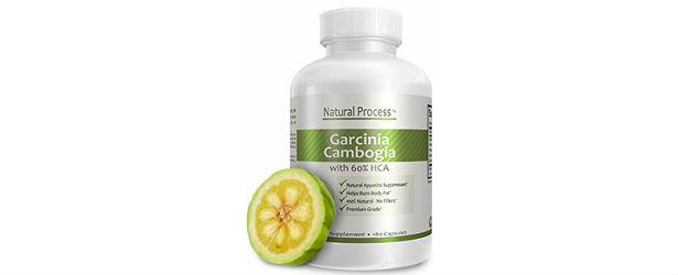Natural Process Garcinia Cambogia Review