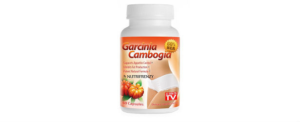 Nutrifrenzy Garcinia Cambogia Review