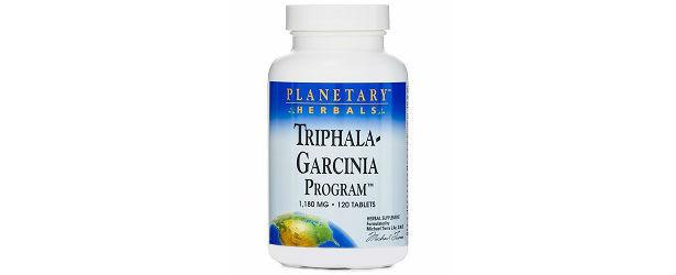 Planetary Herbals Triphala-Garcinia Program Review