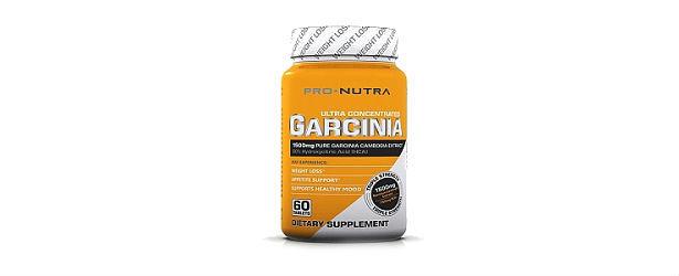 Pro-Nutra Garcinia Cambogia Review