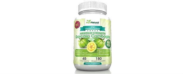 Pure Natural Labs Garcinia Cambogia Review