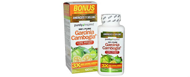 Purely Inspired Garcinia Cambogia Review