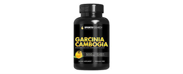 Sport Research Garcinia Cambogia Review