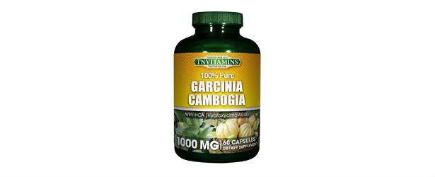 TNVitamins 100% Garcinia Cambogia Review