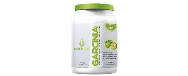 Terra Labs Pure Garcinia Cambogia Review