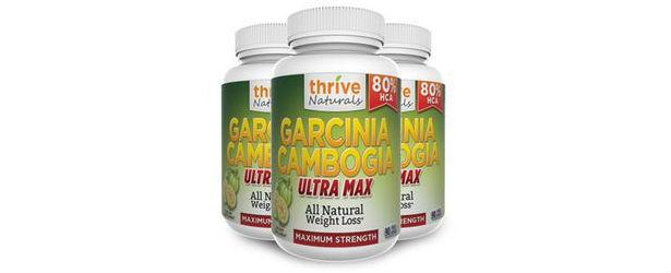 Thrive Naturals Garcinia Cambogia Ultra Max Review
