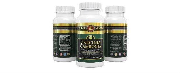 Vital & Strong Garcinia Cambogia Review