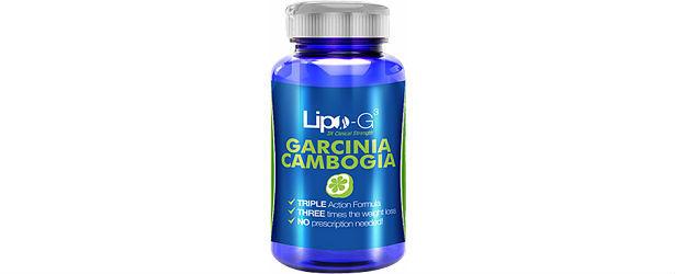 LIPO-G3 Garcinia Cambogia Review