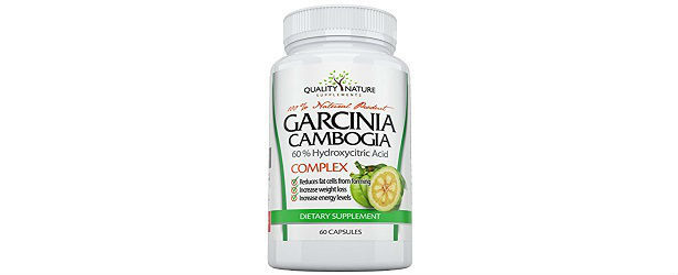 Quality Nature Supplements Garcinia Cambogia Review